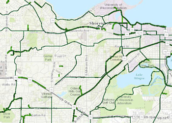 Bike Facilities, Paths, and Routes